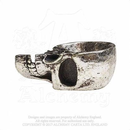 Half Skull Trinket Dish (Alchemy Gothic)