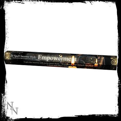 Empowerment Spell Patchouli Incense Sticks