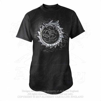 Jormungand T-Shirt (Alchemy Gothic)