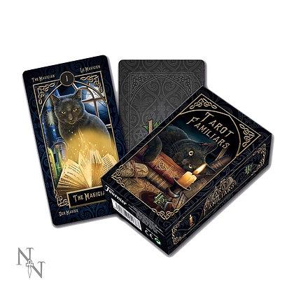 Tarot Cards (Lisa Parker Familiar)