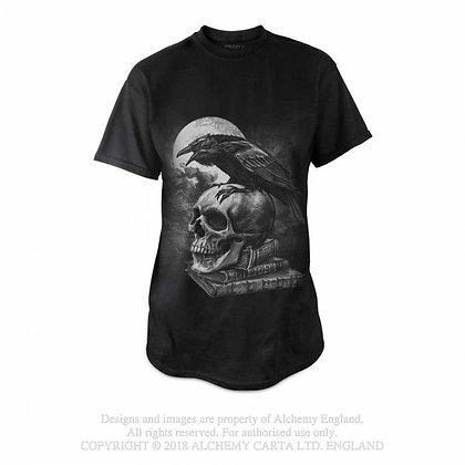 Poe's Raven T-Shirt (Alchemy Gothic)
