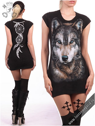Forest Wolf Top