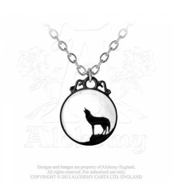 Wolf Pendant (Alchemy Gothic)