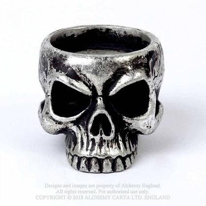 Skull - Tea Light Holder (Alchemy Gothic)