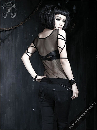 The Perfect Cage Top (PunkRave)