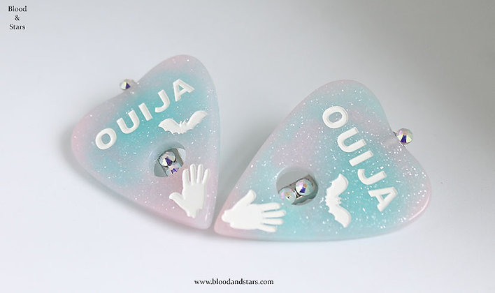 Ouija Hair clip Accessory