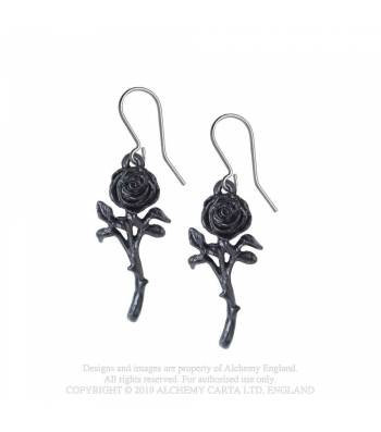 Romance of the Black Rose Droppers (Alchemy Gothic)