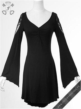 Black Butterfly Dress (PunkRave)