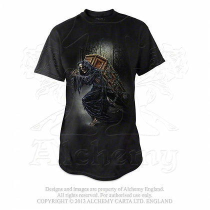 Brimstone Pilgrim T-Shirt (Alchemy Gothic)