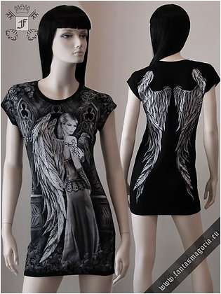 Dark Angel Tunic Dress