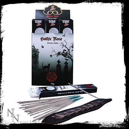 Gothic Rose Incense Sticks (15g)