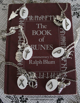 Rune Charm Necklace