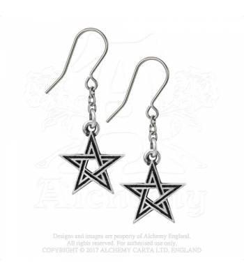 Black Star Droppers (Alchemy Gothic)