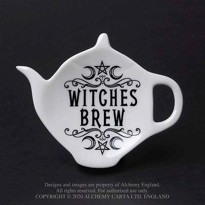 Witches Brew: Tea Spoon Holder/Rest (Alchemy Gothic)
