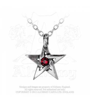 Crystal Pentagram (Alchemy Gothic)