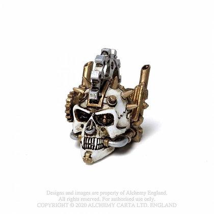 Steamhead Skull: Miniature(Alchemy Gothic)