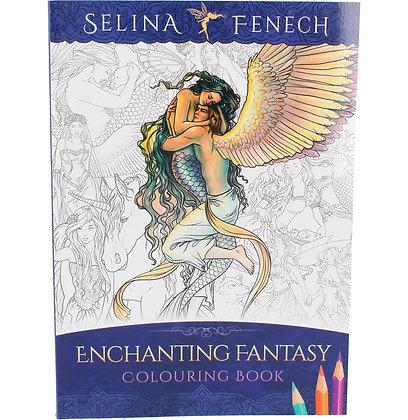 Colouring Book (Selina Fenech - Enchanting Fantasy)