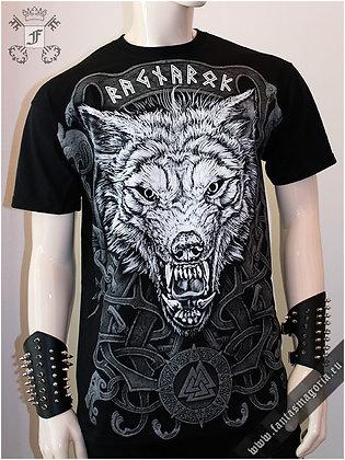 Ragnarok Wolf Fenrir T Shirt