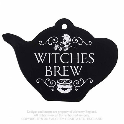 Witches Brew Trivet/Coaster (Alchemy Gothic)