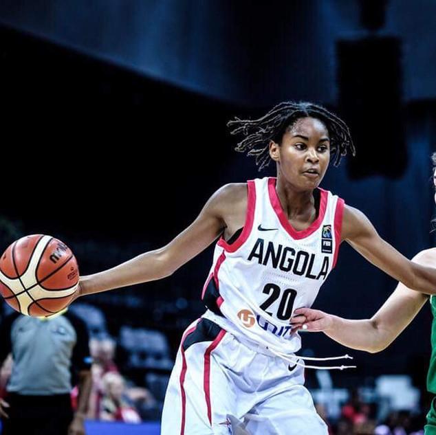 Rafaela - Seleção Angolana