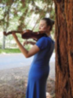 Sarah Murray Espinoza Violinist