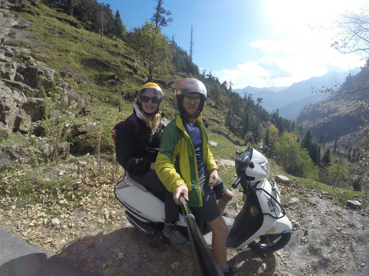 ScooterRentalsManali-125