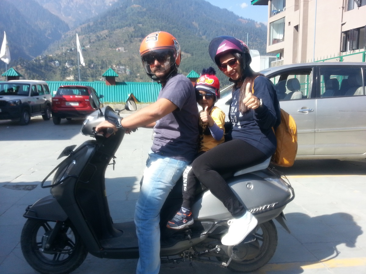 scooterrentalsmanali.family