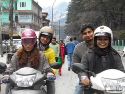 scooter-rentals-manali