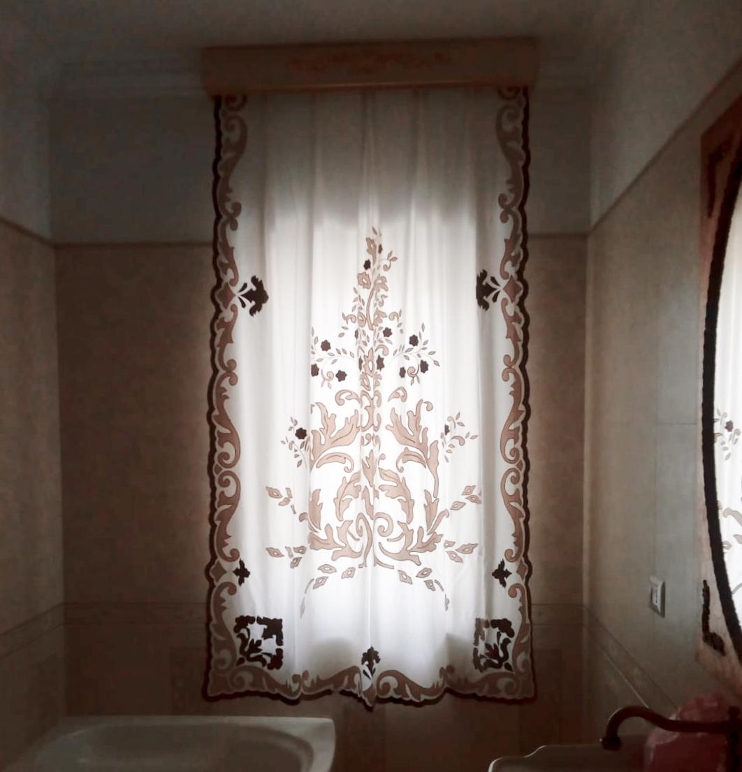 Nuvola Lilium bagno personalizzato