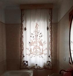Nuvola Lilium customized bathroom