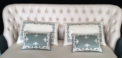 Lilium pillows in every color