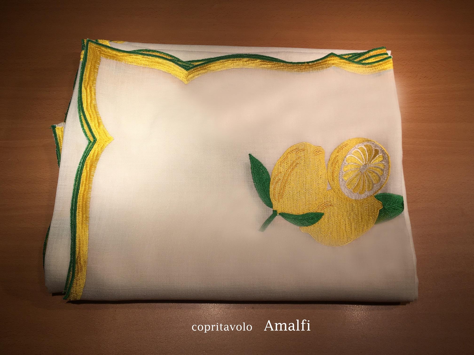 AMALFI Tavolo