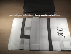 12 pacchetto personalizzato