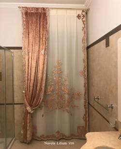 Nuvola Lilium luxury bathroom