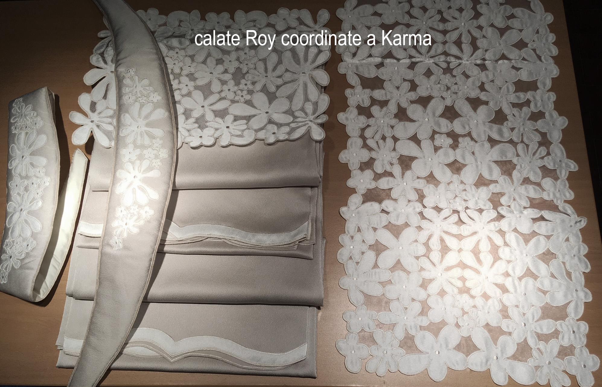 03 calate Roy coordinate a Karma