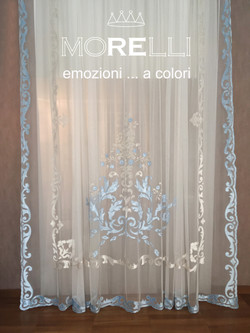 Nuvola Lilium customized colors