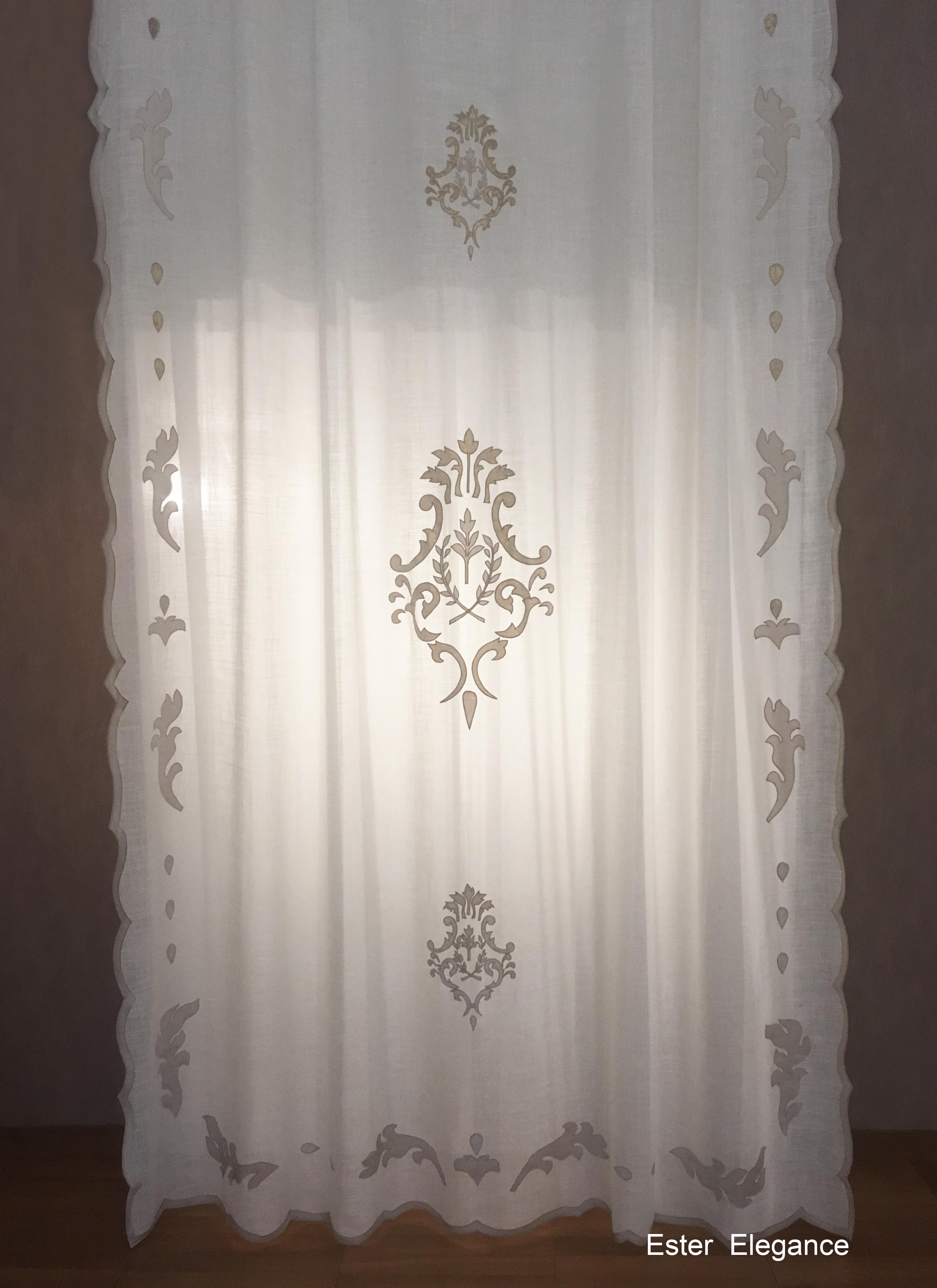 ESTER Elegance a special mix curtain design