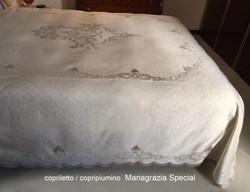 MARIAGRAZIA copriletto SP.