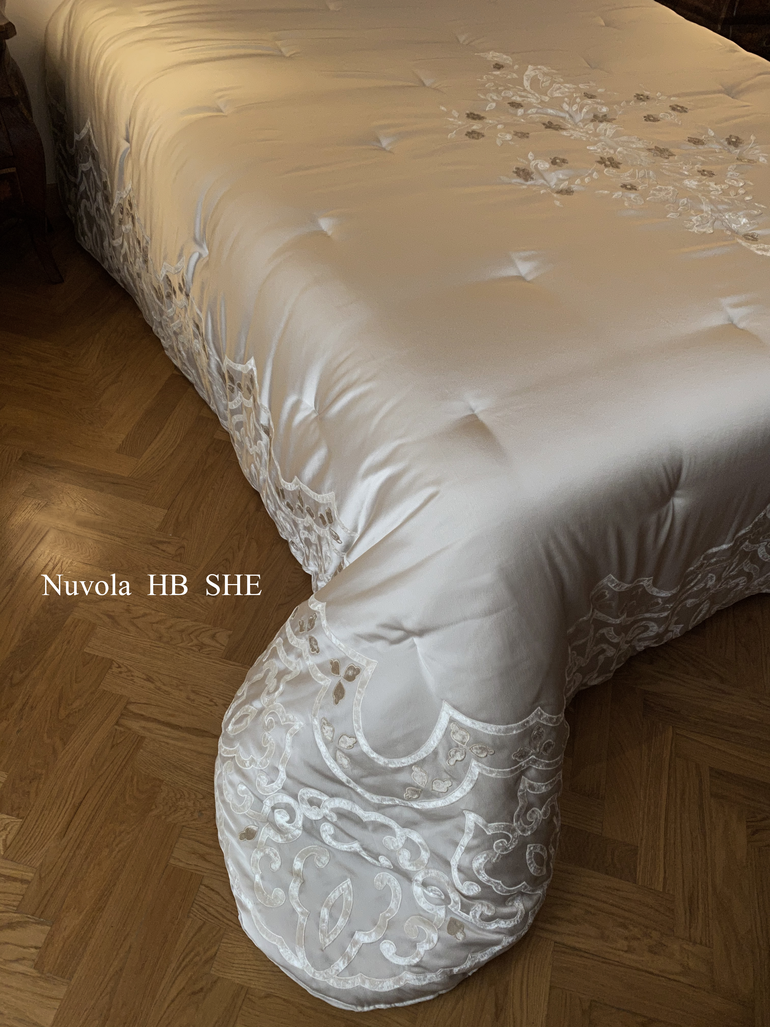 03 Nuvola HB SHE quilt