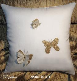 PAPILLON pillow