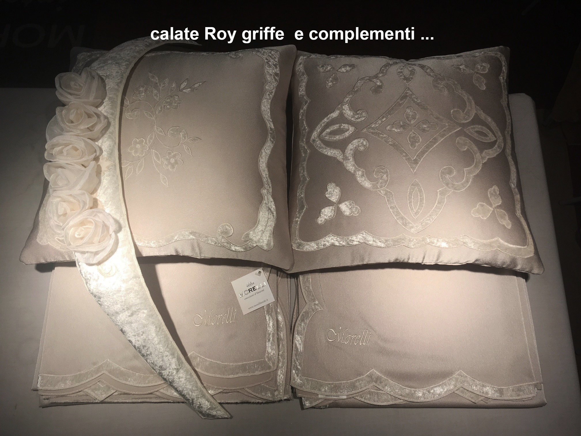 05 ROY calate e complementi