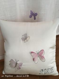 PAPILLON customized pillow