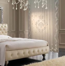 FIRENZE elegant bedroom atmosphere
