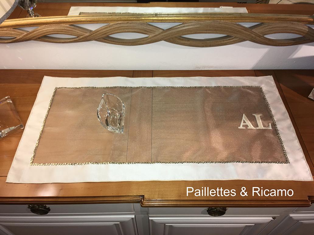 Paillettes & Ricamo