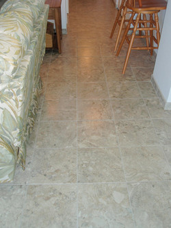 All new tile flooring  - Awesome !