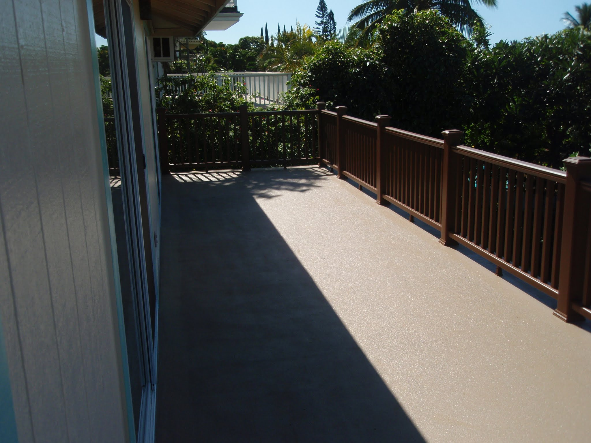 This Elastomeric coating is not only water proof but it will last for many many years !