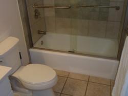 Re glazed tub
