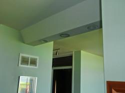 Custon soffit I built