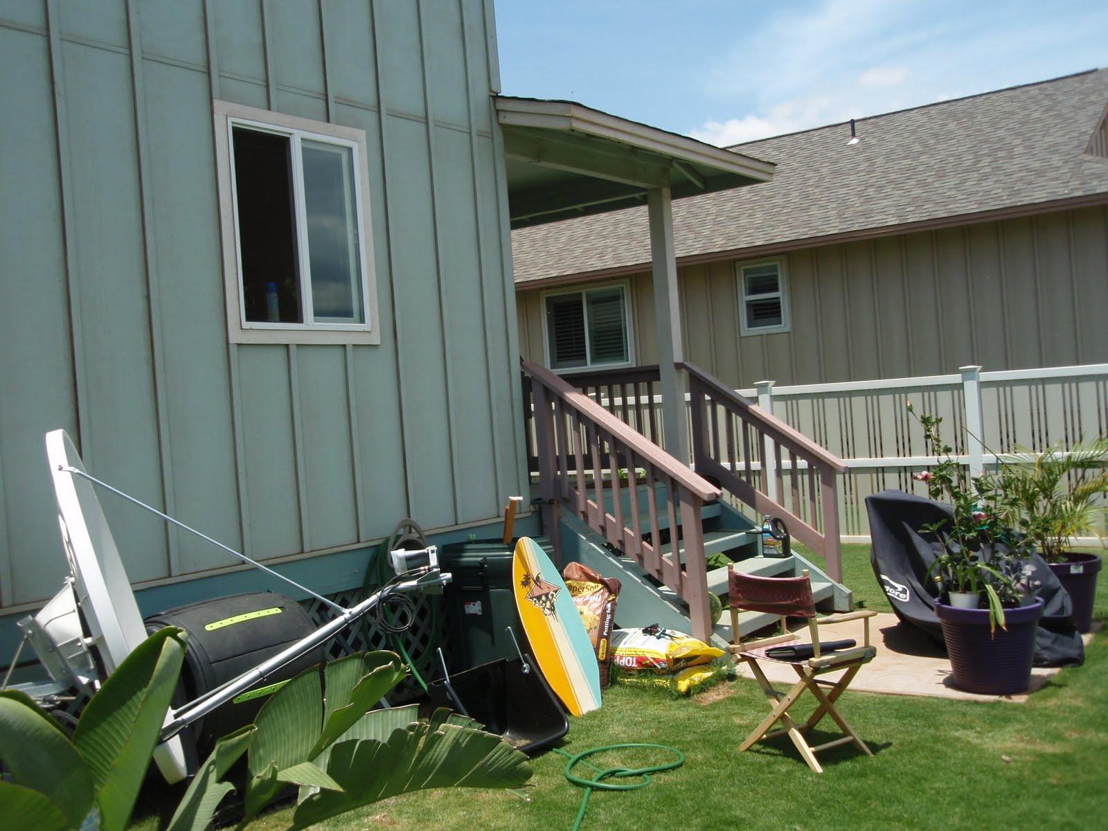 New deck expansion over slab area