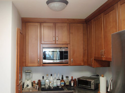 Great choice of cabinets.